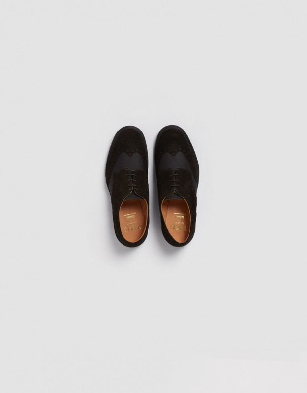 Brogue Shoe (black)
