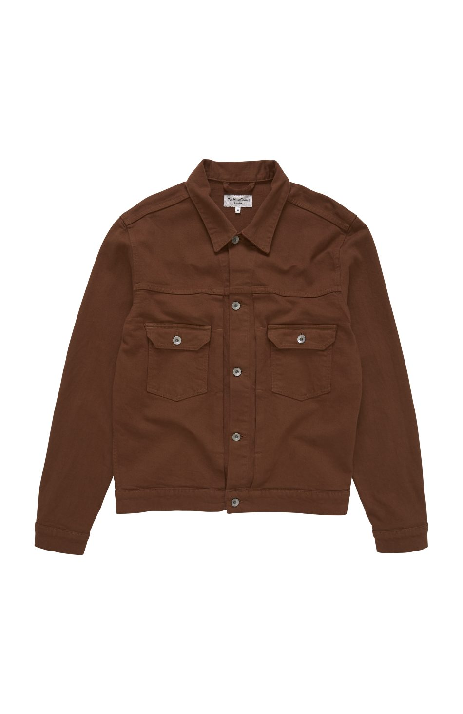 f891f108277 Mk 2 Jacket (brown) - You Must Create (YMC)